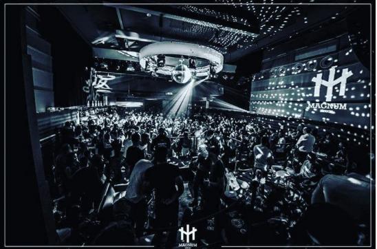 Diesen Freitag spielt DJ AIK vom Libertine London an der Magnum Party